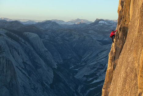 Free Soloing at Yosemite with Extreme Rock Climber Alex Honnold | Escalade libre | Scoop.it