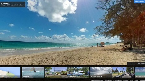 """Glitzy Tech: Google Launched """"Views"""" Where Users Can Add Panaromic Photos in Google Maps 