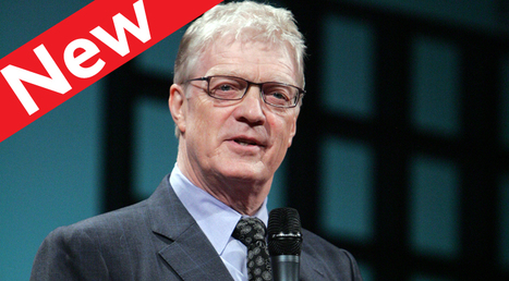 #Recomiendo - Ken Robinson: una cultura de innovación   Empresa 3.0   Scoop.it