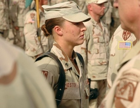 The wars' toll on female Iraq and Afghanistan veterans | Veterans | Scoop.it