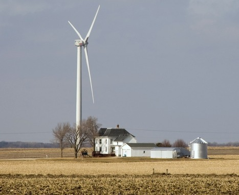 Wind Turbine Syndrome? Courts Aren't Buying It | Climate Central | Sustain Our Earth | Scoop.it