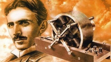 The Influence Vedic Philosophy Had On Nikola Tesla's Idea Of Free Energy | Permaculture - [creatively] re-design our communities, environment and our behavior | Scoop.it