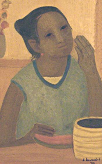 Pintores Argentinos: LUIS LUSNICH - pintores latinoamericanos ... | Por amor al Arte | Scoop.it