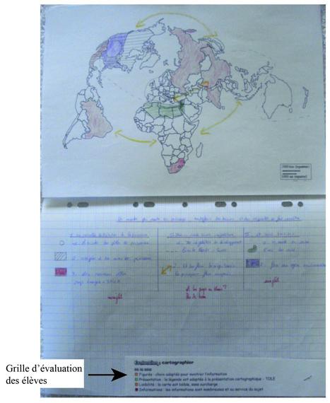 Cartographie et situation complexe : une expérience au lycée | aggiornamento hist-geo | HG Sempai | Scoop.it