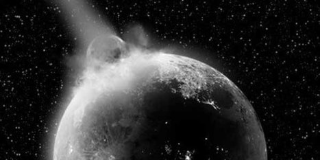 Watch the Biggest Explosion Ever Seen on the Moon | Biosciencia News | Scoop.it