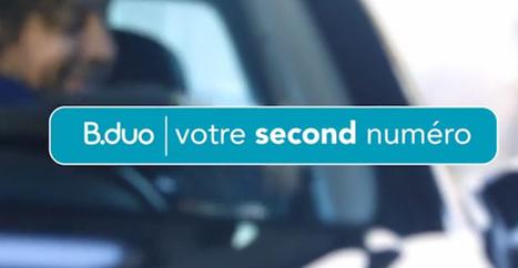 B.duo : Bouygues propose un 2nd numéro mobile pour 2 euros par mois   Libertés Numériques   Scoop.it
