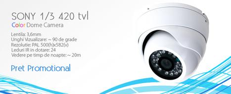Camere de supraveghere video pentru orice necesitate | 1 | Scoop.it