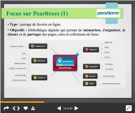 Pearltrees : un outil de Social Bookmarking support pédagogique | TICE, Web 2.0, logiciels libres | Scoop.it