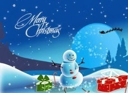 merry christmas wishes for friends, Happy christmas | Update Mantra | Scoop.it