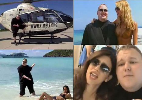 The Fast, Fabulous, Allegedly Fraudulent Life of Megaupload's Kim Dotcom | Innovation & Change | Scoop.it