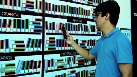 Faetec inaugura biblioteca virtual | Linguagem Virtual | Scoop.it
