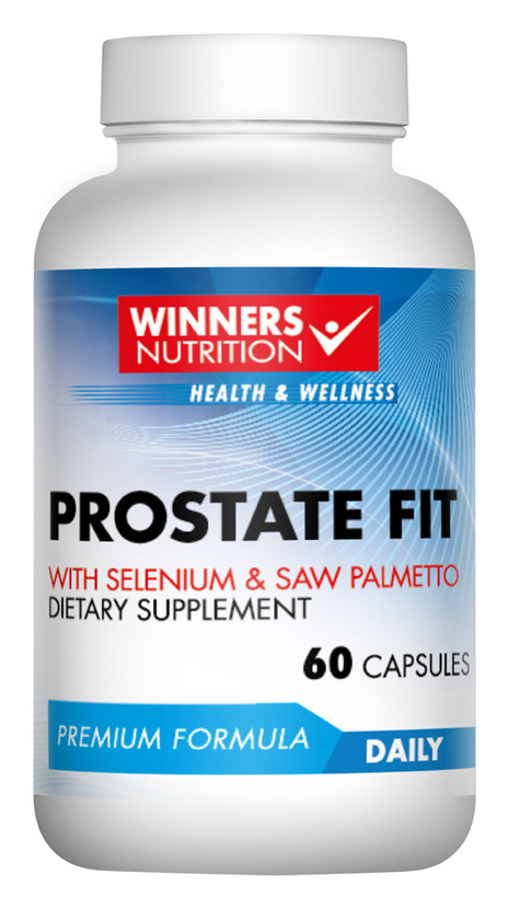 Prostate Fit Dieatary Supplement   Winners Nutrition   SPORTS NUTRITION   Scoop.it