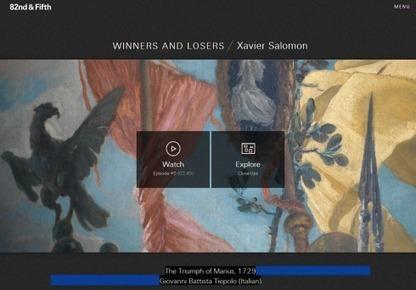82nd and Fifth : la web série du Metropolitan Museum of Art | Réinventer les musées | Scoop.it