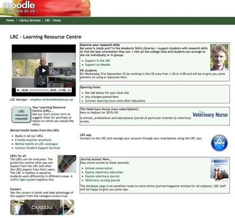 The General Craft of Moodle | elearning stuff | Scoop.it