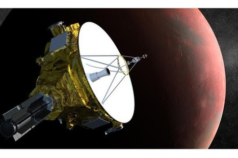 Nearly 3 billion miles away, a space probe awakens | Technological Sparks | Scoop.it
