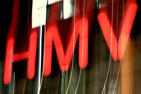 High Street Stores to Consider Digital Strategy as HMV Goes Under | I can explain it to you, but I can't understand it for you. | Scoop.it