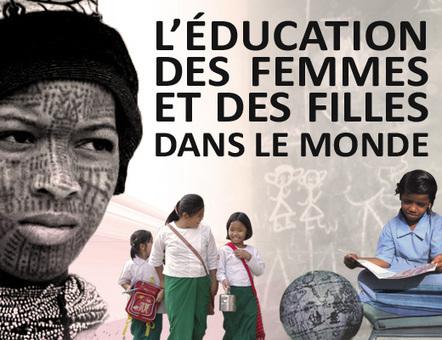 L'éducation des femmes et des filles dans le monde | Education des femmes | Scoop.it