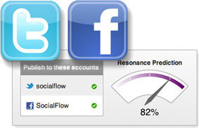 SocialFlow Takes Scientific Approach To Optimize Social Media Activity For Brands | SocialMedia Source | Scoop.it