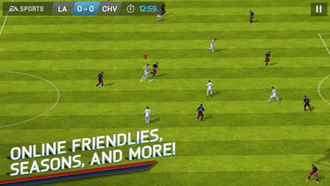 FIFA 14 disponible de manera gratuita en iOS y Android | Tato Sports | Scoop.it