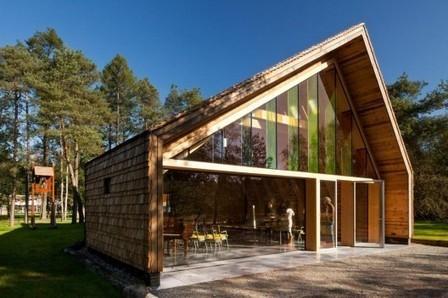 Mennonite Church / FARO Architecten | Idées d'Architecture | Scoop.it