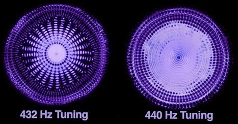 Le LA à 432 Hz, la fréquence de Guérison | Changer... ou pas! | Scoop.it