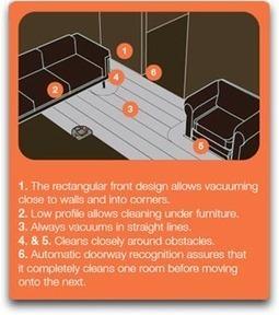 Amazon.com: Neato XV-11 All Floor Robotic Vacuum System: Home & Kitchen | Futuristic Intelligent Robotics | Scoop.it