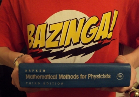 Interest in Physics Goes Bazinga! | All Geeks | Scoop.it
