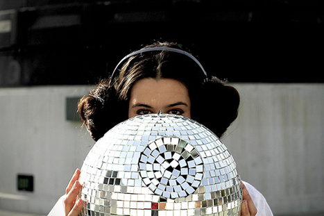 Party Hard Under A Death Star Disco Ball | GeekGasm | Scoop.it