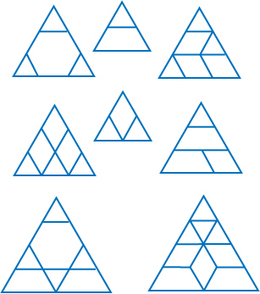 Illuminations: How Do You Build Triangles? | Enrichment | Scoop.it
