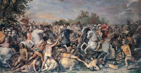 I Neptunalia, l'assedio di Veio e quel responso dell'oracolo di Delfi | LVDVS CHIRONIS 3.0 | Scoop.it