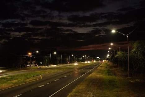 19-mile stretch of US 98 in Santa Rosa gets LED street lighting - Pensacola News Journal | Edge lighting | Scoop.it