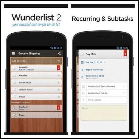 12 Mobile Apps for Students that fit the Bill of 'Must-Have' | Technology | Scoop.it