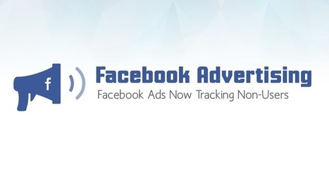 Facebook Ads now Tracks you, Even if you don't have an Account | Jeff Morris | Scoop.it