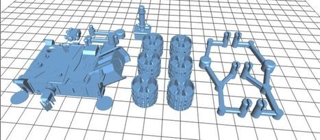 NASA Puts its 3D Models Up on GitHub | STEM_et_all | Scoop.it