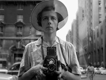 Mostre: Milano, 'Vivian Maier. Una fotografa ritrovata' a Forma Meravigli    Italica   Scoop.it