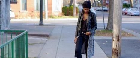 En mode blogueuse : Tabita, la blogueuse au look casual en ... - meltyFashion | La mode intelligente | Scoop.it