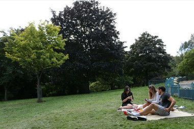Where are Nottingham's original Victorian public parks? — NOTTINGHAM POST | Sustainable Universities | Scoop.it