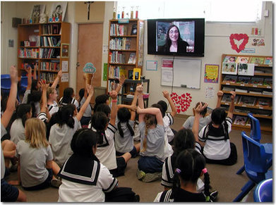 Virtual Author Visits in Your Library or Classroom - Skype An Author Network | Teaching Tools Today | Scoop.it