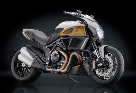 Ducati Diavel: dedicated product line created by Rizoma | Ducati & Italian Bikes | Scoop.it