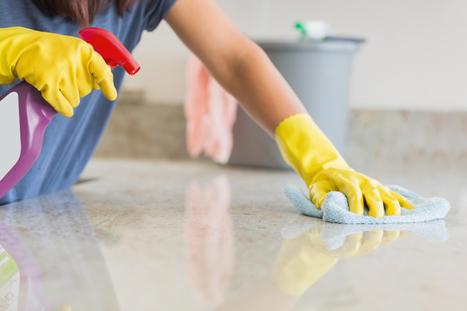 Maintenance made easiest with Quartz | Homes & Worktops | Scoop.it
