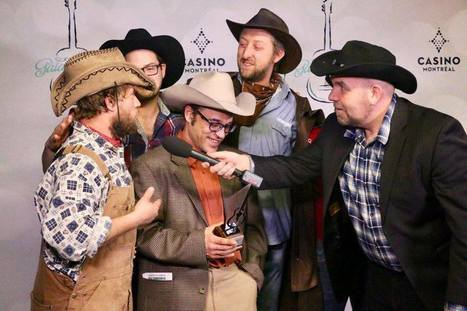 Broch'à Foin, un groupe qui punche l'industrie du country | L'actu country pour les pottoks | Scoop.it