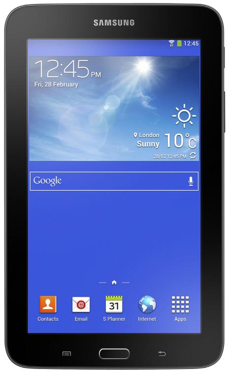Galaxy Tab 3 Lite : le nouveau premier prix de Samsung est en précommande | Geeks | Scoop.it
