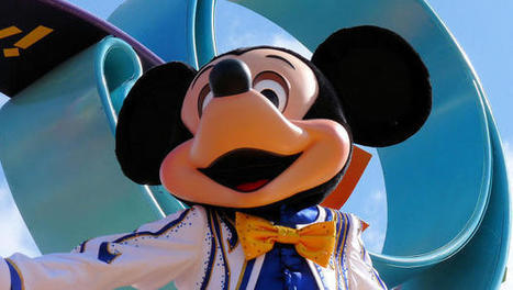 Disney Is Launching A Startup Accelerator | www.MadeInnovation.com | Scoop.it