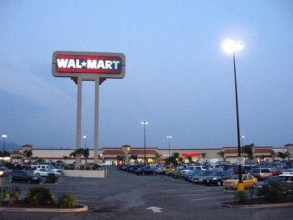"""Walmart """"Offended"""" by Pushback on Charity Aimed at Walmart Employees 