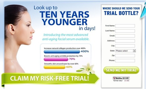 Levela Anti Aging Review - Get Free Trial | nidaali | Scoop.it