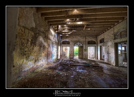 A Blogography of Photography: Abandoned & Decayed - An HDR/URBEX Paradise | Photography Technics | Scoop.it