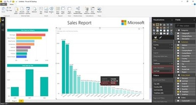 44 New Features in the Power BI Desktop September Update - PowerBI - Site Home - MSDN Blogs | Business Intelligence | Scoop.it