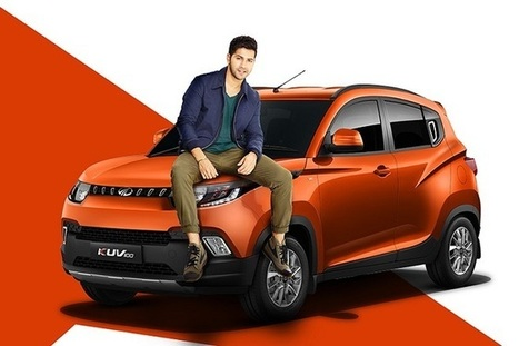 Mahindra KUV100 mini SUV's variants and features revealed; bookingsopen | Business News | Scoop.it