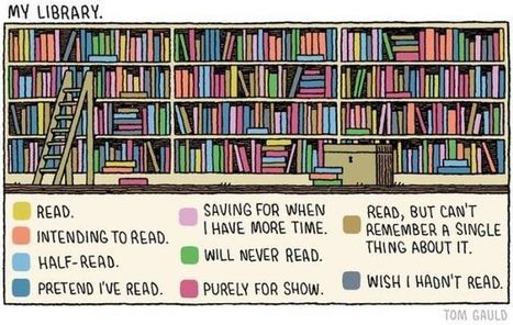 14 Funny Situations Only True Book Lovers Will Understand | everything about books, reading, writing ... | Scoop.it