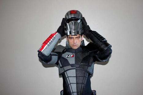 Interview de Mark Meer pour Mass Effect Saga   SECTEUR DES JEUX-VIDEO   Scoop.it